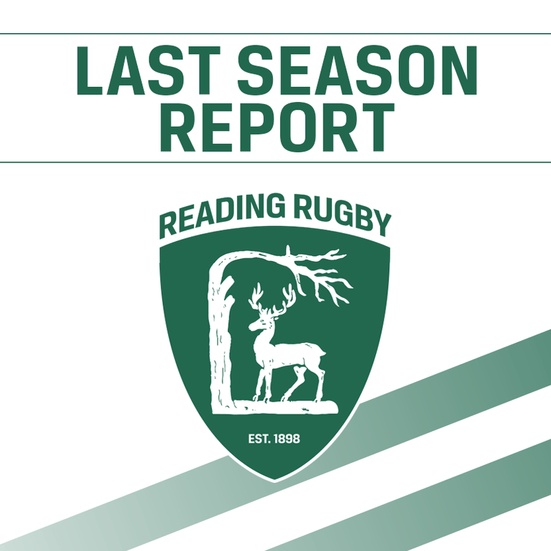 Last Season's Report