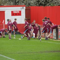 U16s BENEVOLENT CUP FINAL 2014