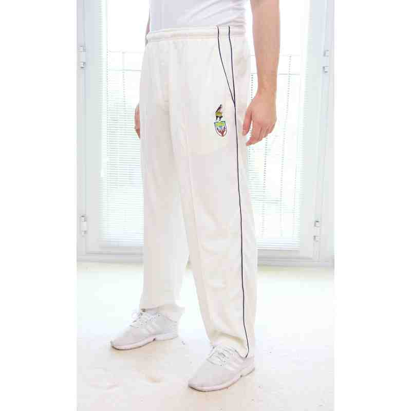 BCC Playing Trousers - White - Junior