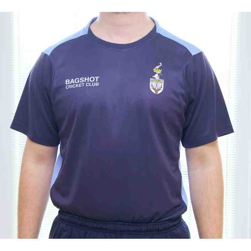 BCC Training Shirt - Coloured - Short Sleeve - Junior