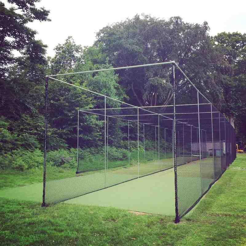 Practice Nets Refurbishment
