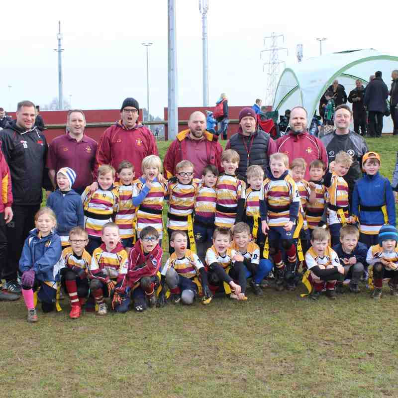 U7 Rugby Festival March 2018 Album 1