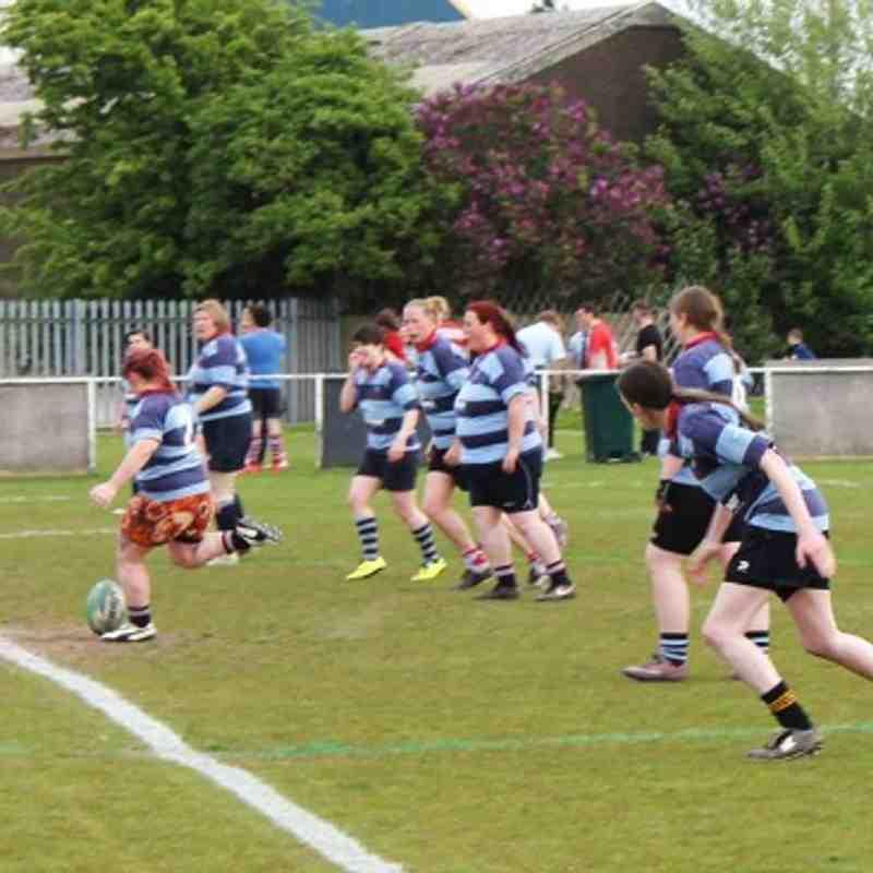 Women's Rugby - DK Vixens