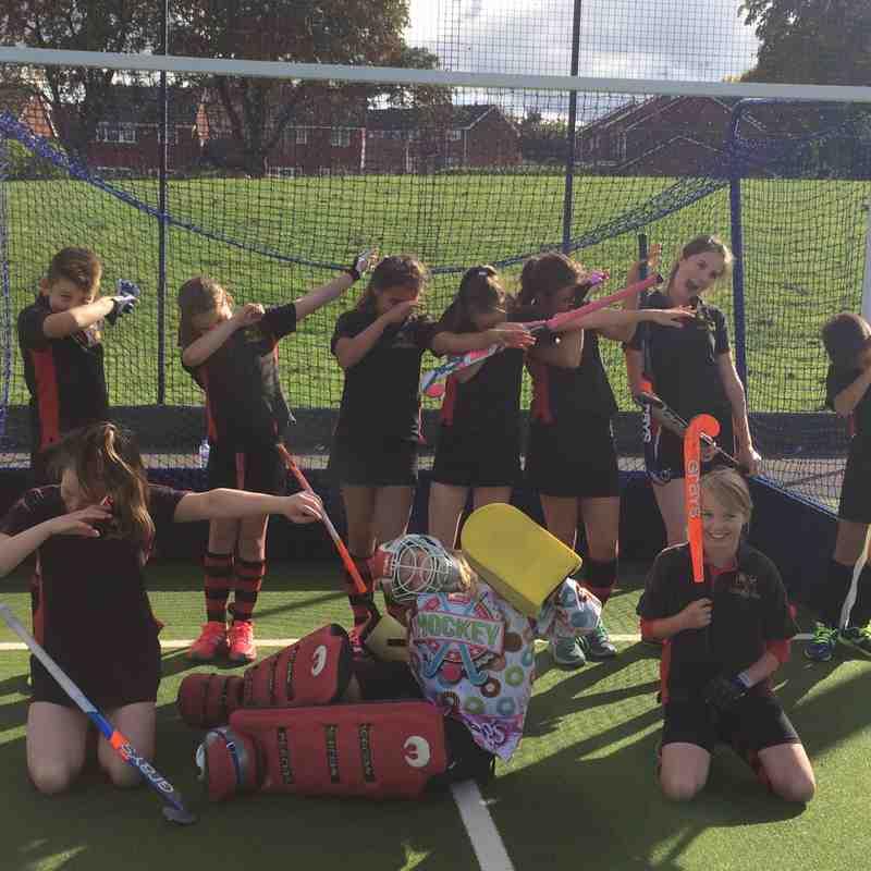 U13 Droitwich Mixed Tournament - Sun  9 Oct 2016