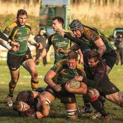 Wolfhounds win at Richmond to maintain their lead in the league.