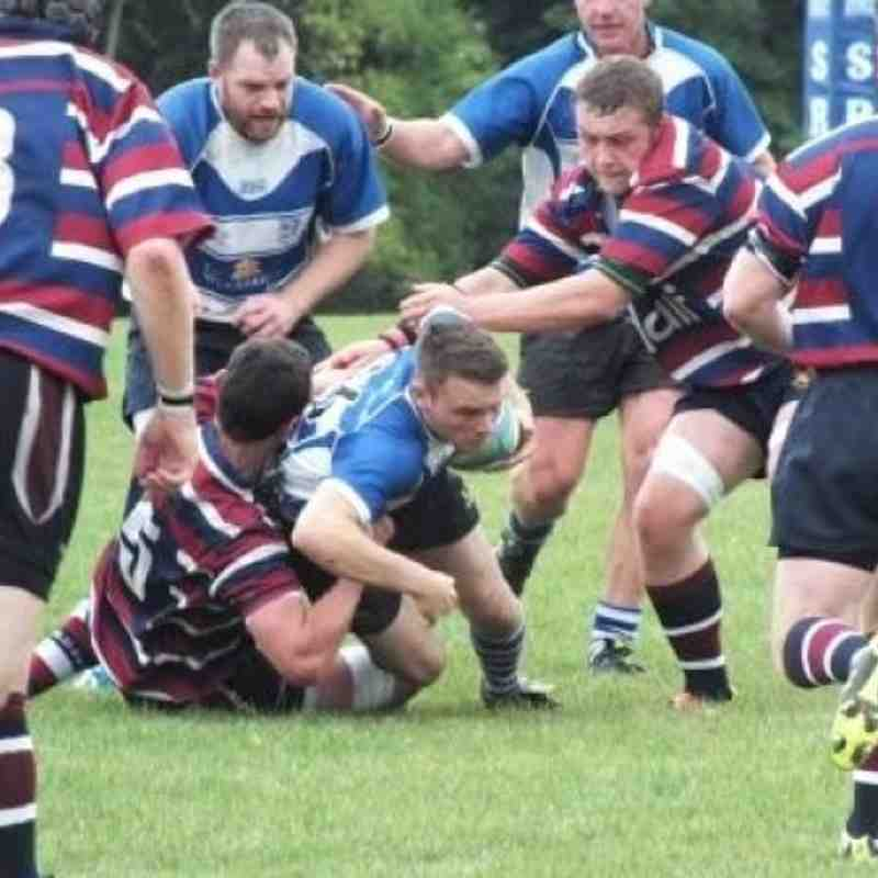 Stroud Nomads vvs Old Pats 3rd XV 14/09/2013