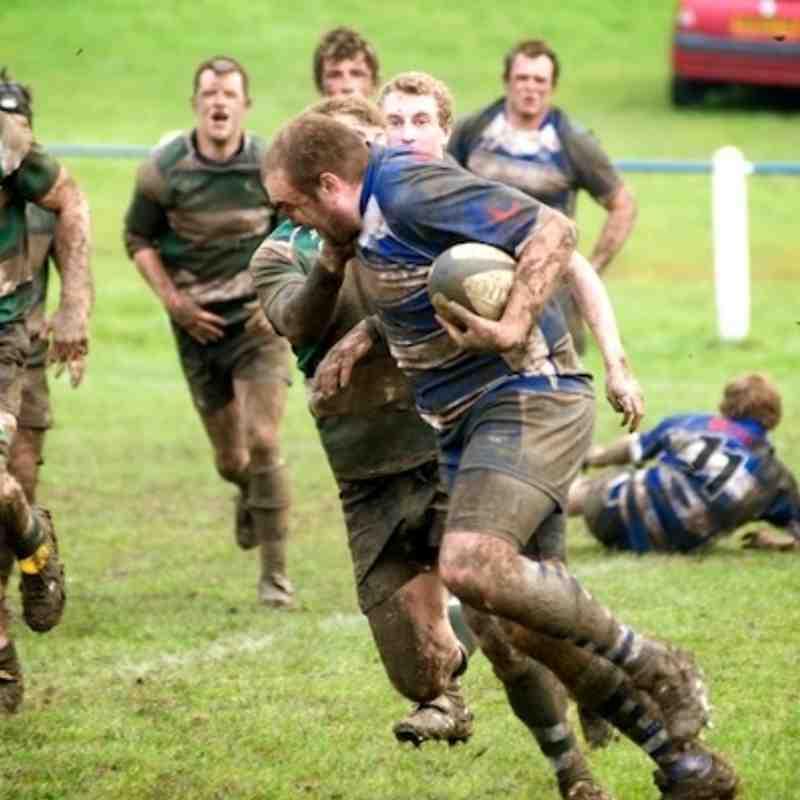 Stroud Rugby vs. Bristol Saracens 09/03/2013