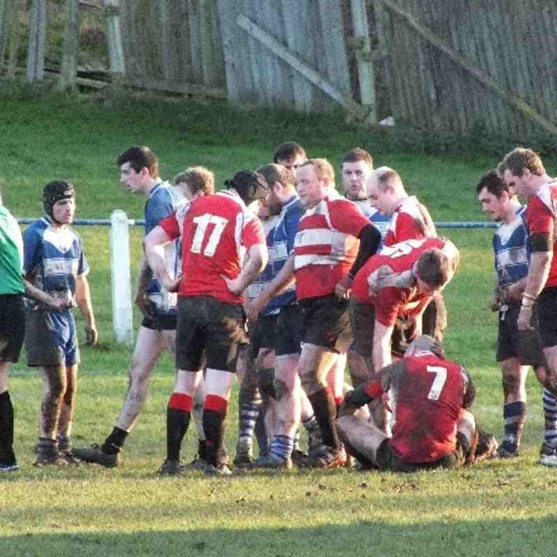 Stroud Nomads vs Cheltenham North11-01-14
