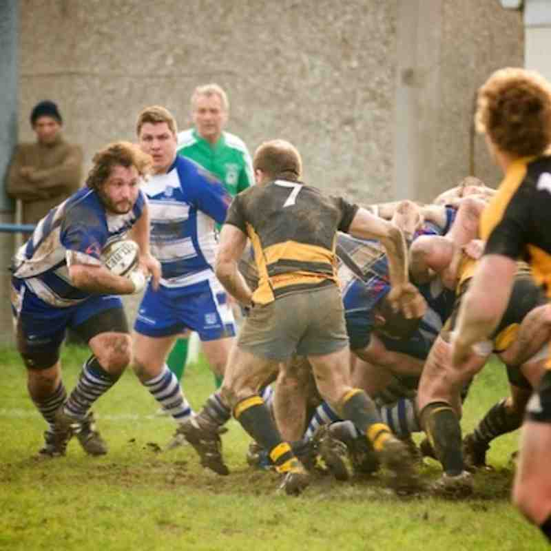 Stroud vs Tewkesbury 16/02/2013