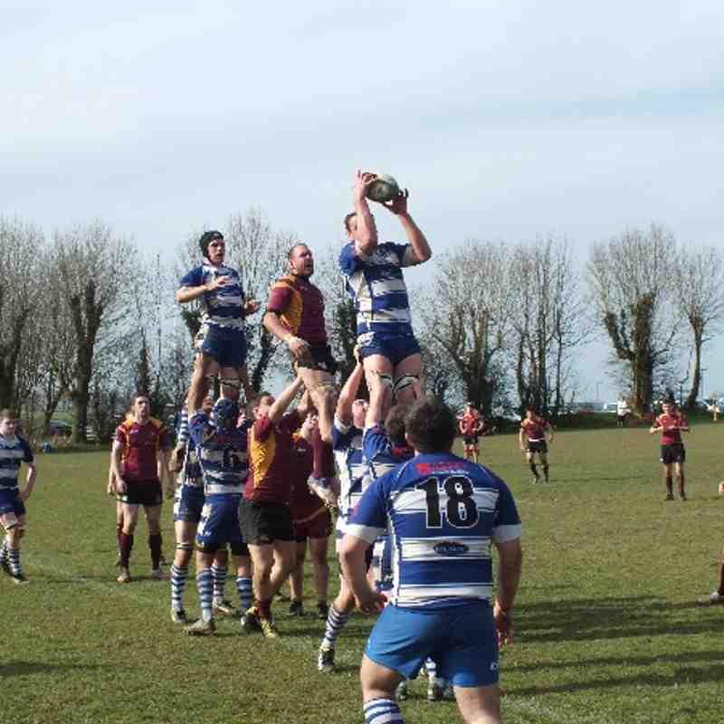 Stroud vs Dursley 29/03/2014