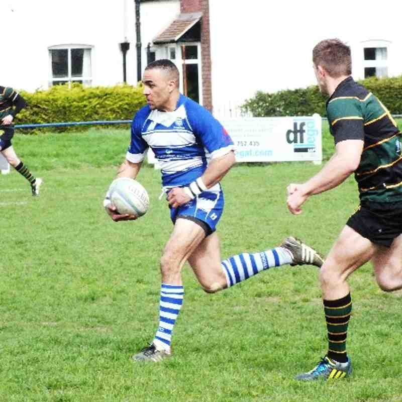 Stroud Rugby vs Frampton Cotterell 12-04-2014