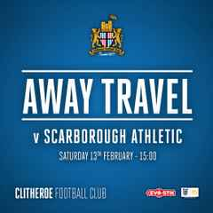 Away Travel - Scarborough Athletic