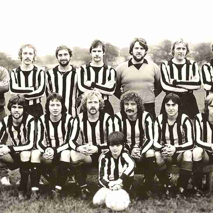 Clitheroe FC Squad 1978