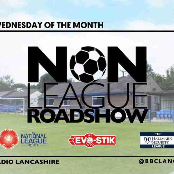 BBC Non-League Roadshow live from Shawbridge