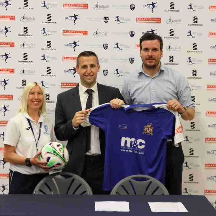 Blues announce partnership with DACA Football Academy