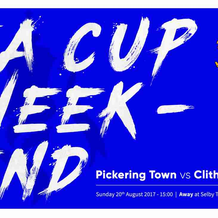 Travel to the Pickering FA Cup game