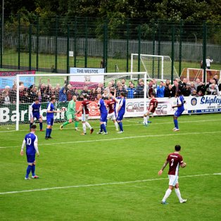 South Shields 4 - 1 Clitheroe