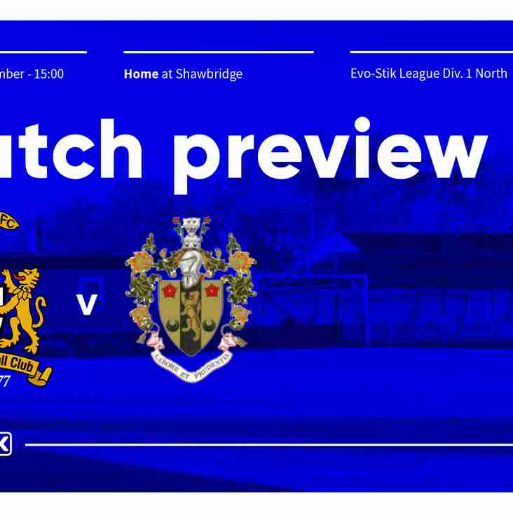 MATCH PREVIEW | Clitheroe v Brighouse Town