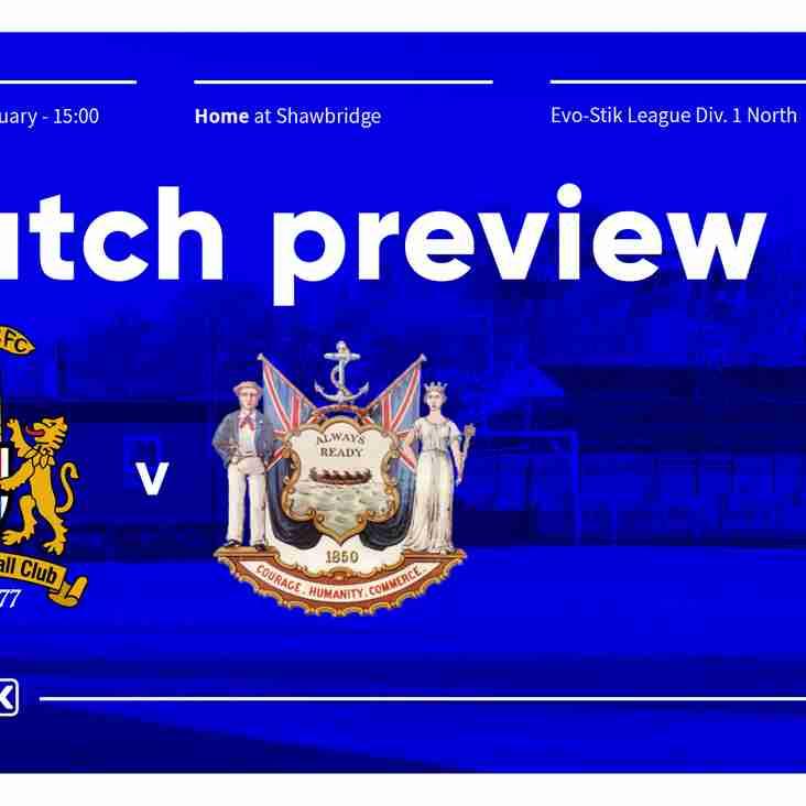 MATCH PREVIEW | Clitheroe v South Shields