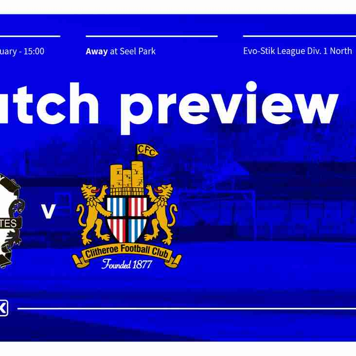 MATCH PREVIEW | Mossley v Clitheroe