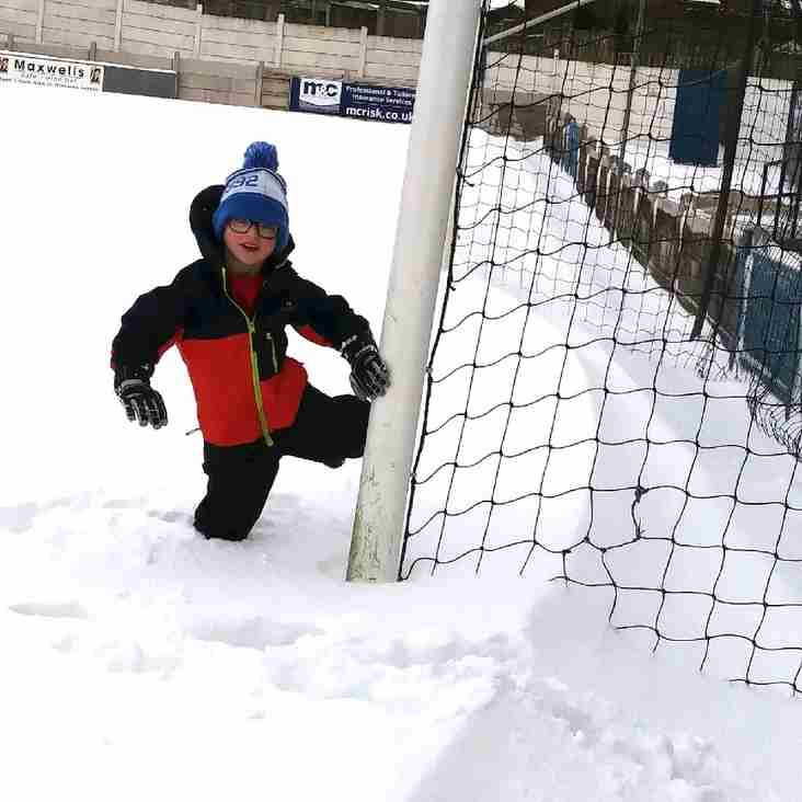 GAME OFF | Clitheroe v Trafford falls victim to the weather