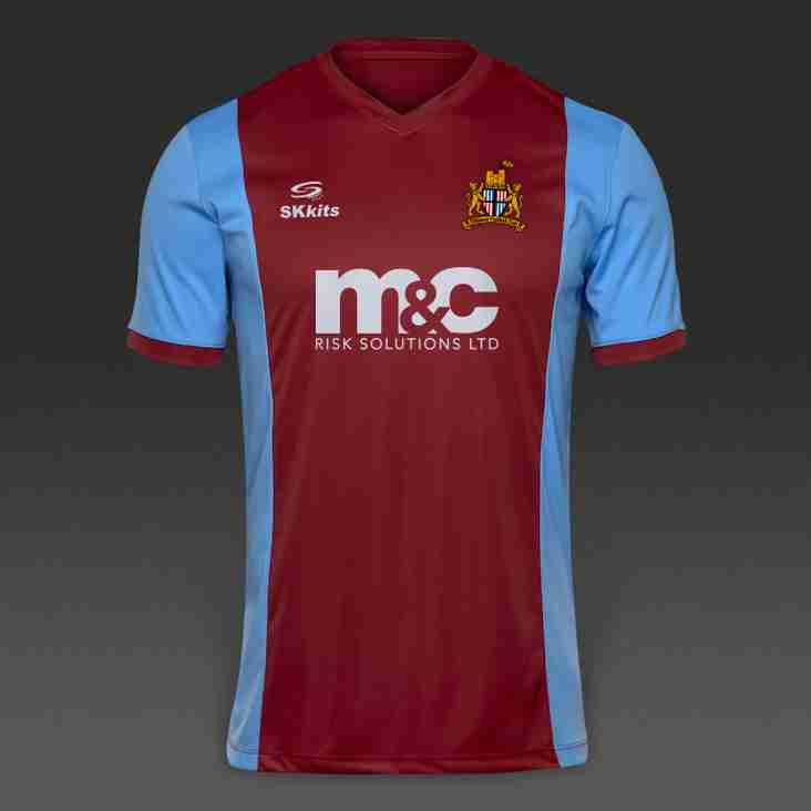 NEW KIT | We're proud to reveal our new home kit