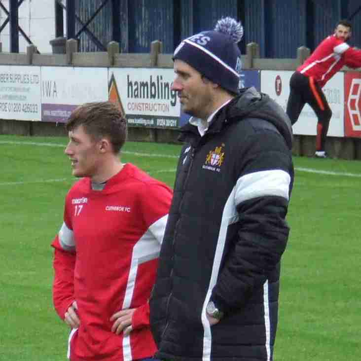 Haworth set to step down at the end of the season