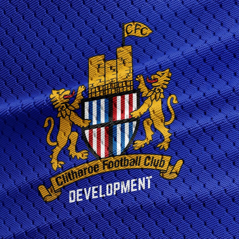 Clitheroe FC Development squad plans