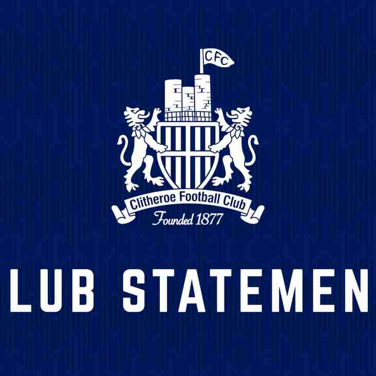 CLUB STATEMENT | Mellish leaves managers position