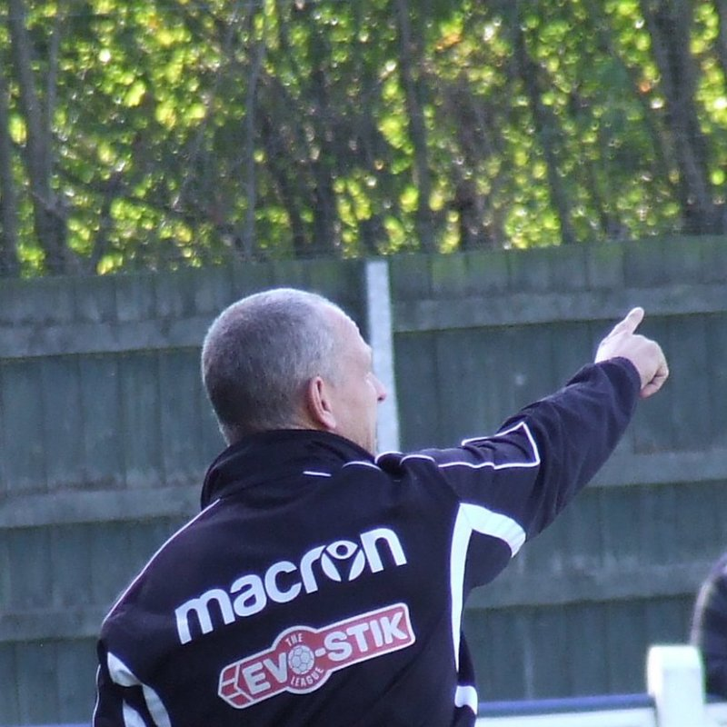 MANAGER NOTES | Thoughts ahead of today's match against Ramsbottom