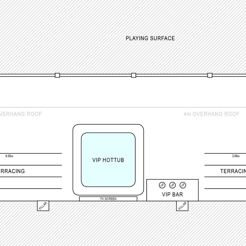 NEW STAND | New Shawbridge stand to include VIP area