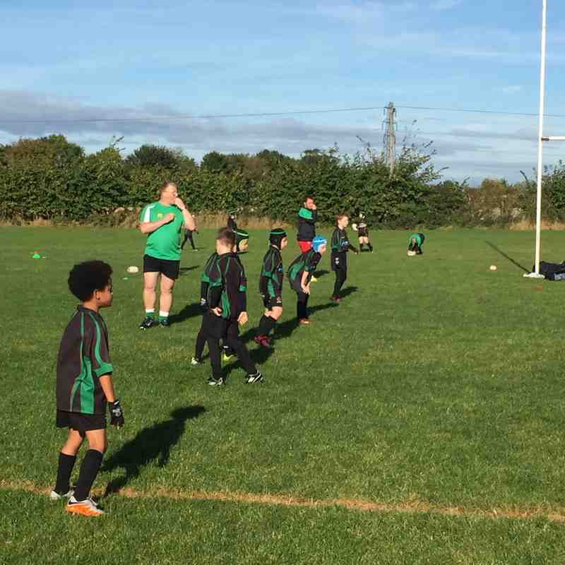 U9s v Huntingdon 8 Oct 2017