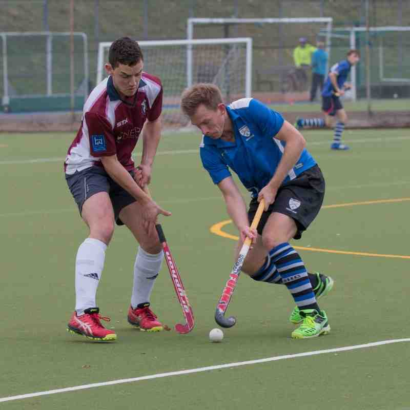 Men's 2XI National Cup vs Wimbledon - 1-Nov-15