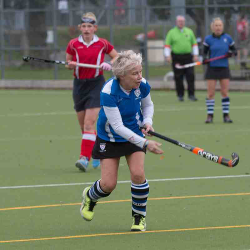 Ladies 1XI vs Basingstoke 5-Dec-15