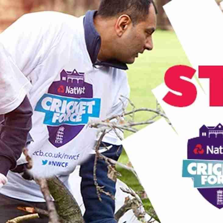 NatWest CricketForce at Sleaford Cricket Club