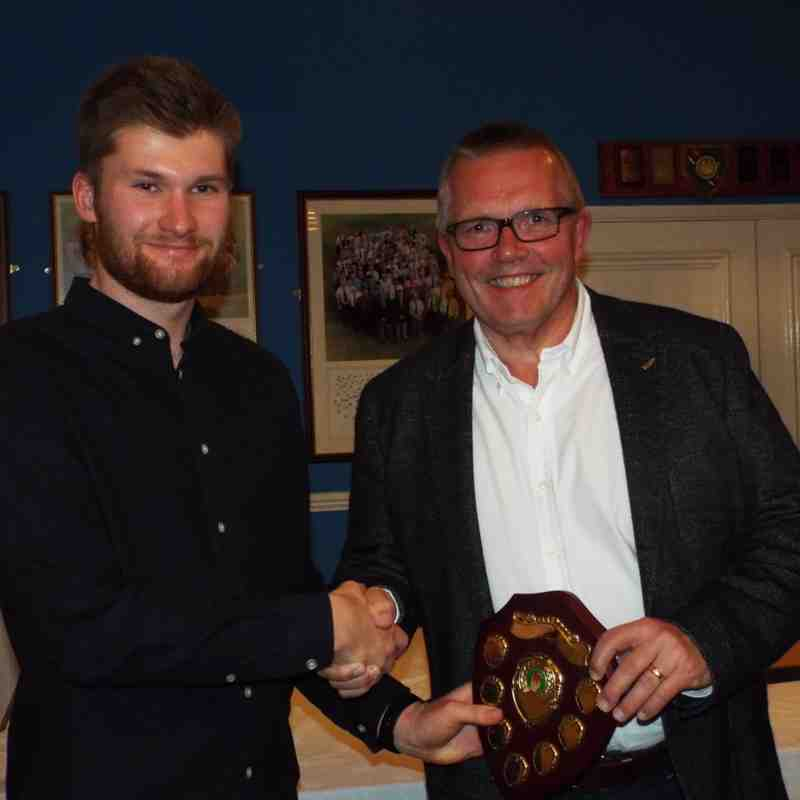 Senior Presentation Evening - October 2017