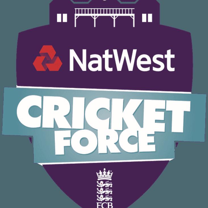 CricketForce Day