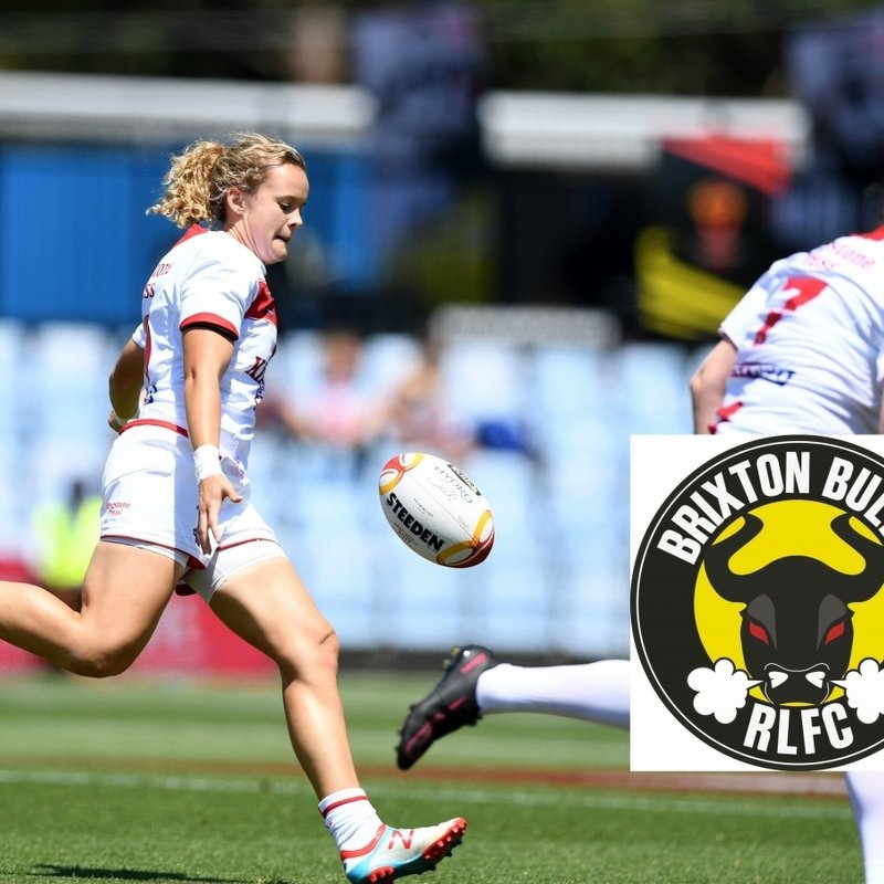 Brixton Bulls to launch women's rugby league team