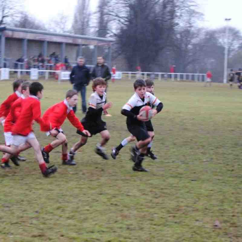 16 Jan 11 Whitchurch Away