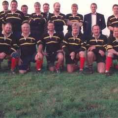 CRFC at Malmesbury  - some years ago...
