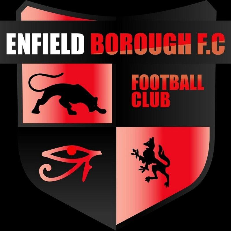 Enfield Borough v Harefield Utd