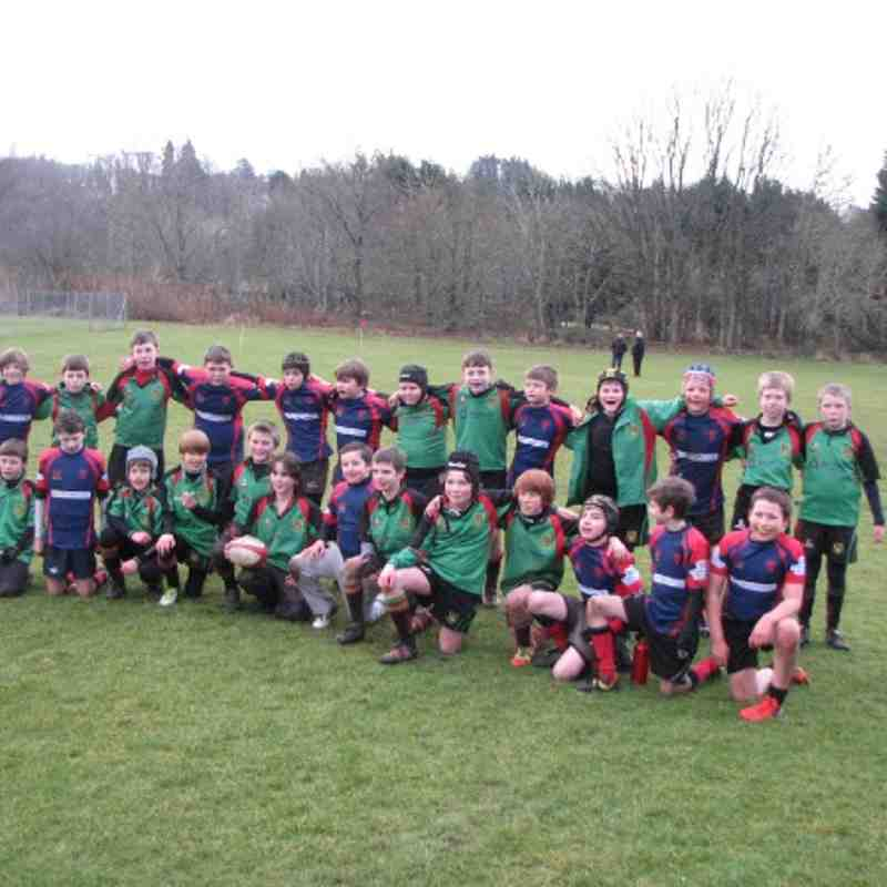 Highland P6-7 Vs Ross Sutherland P6-7 10-02-13
