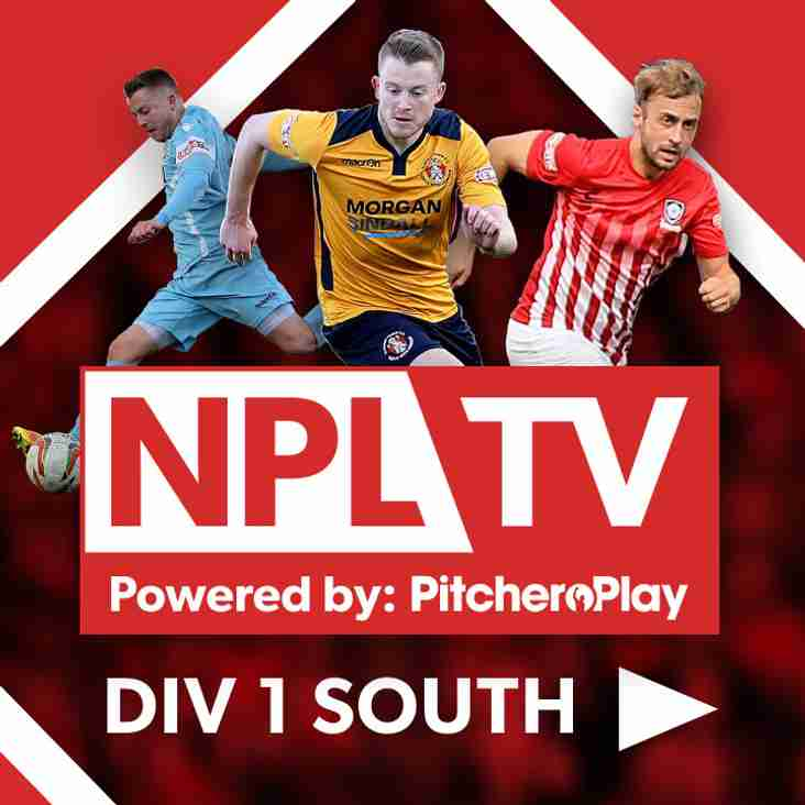 All the Week 37 Division One South goals with NPLTV