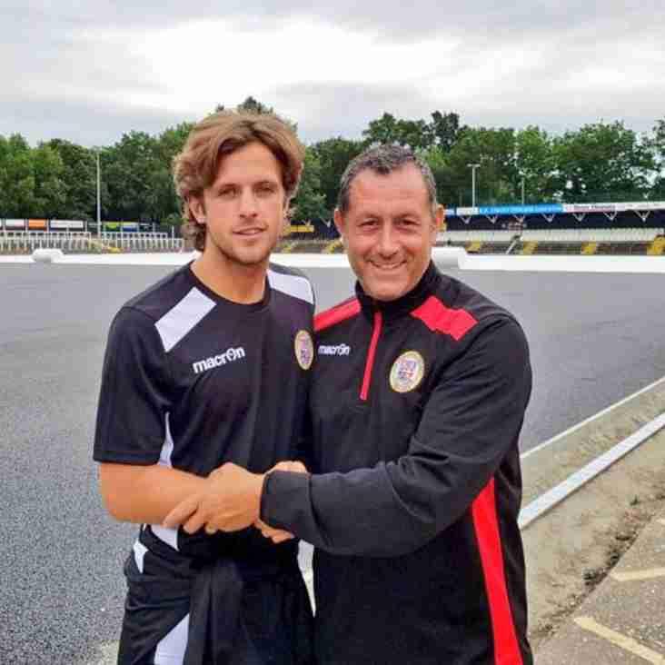 Raymond Makes Bromley Switch