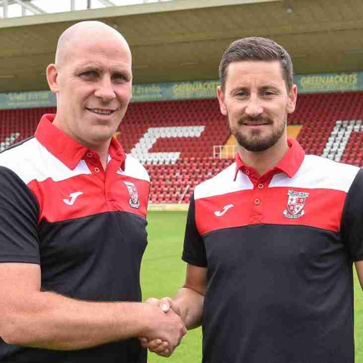 Goodliffe Joins Woking as Number Two