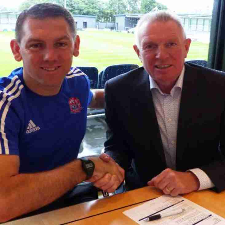 Challinor Signs New Two-Year Deal