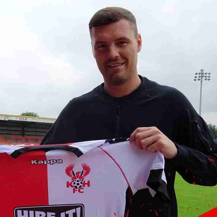 Now Harriers Snap Up Daly