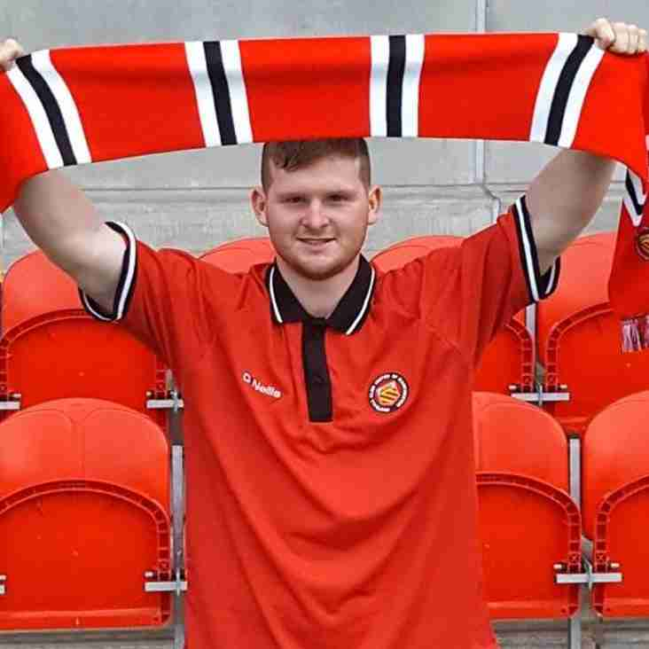 McCarthy Signs For FC United