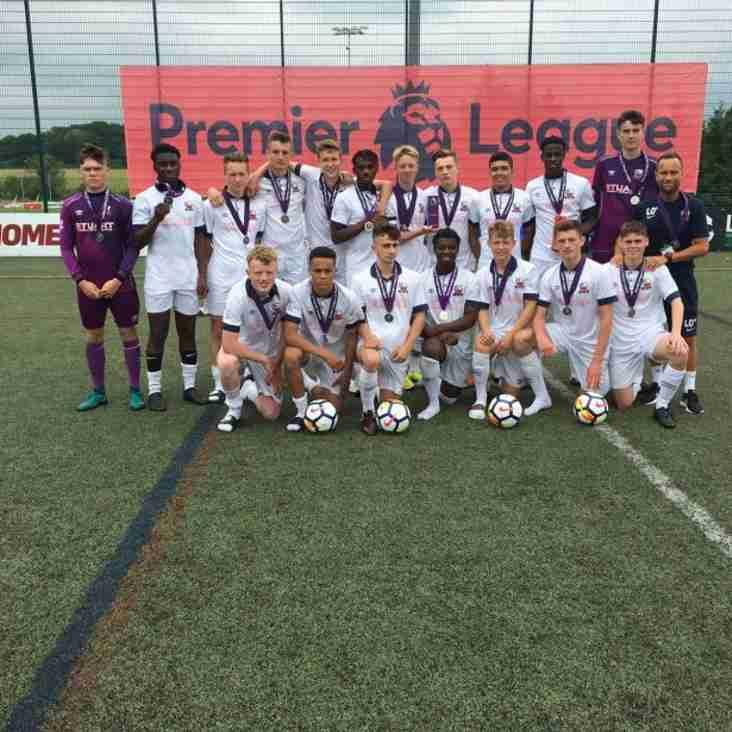 Boro Youngsters Win Prestigious Tournament