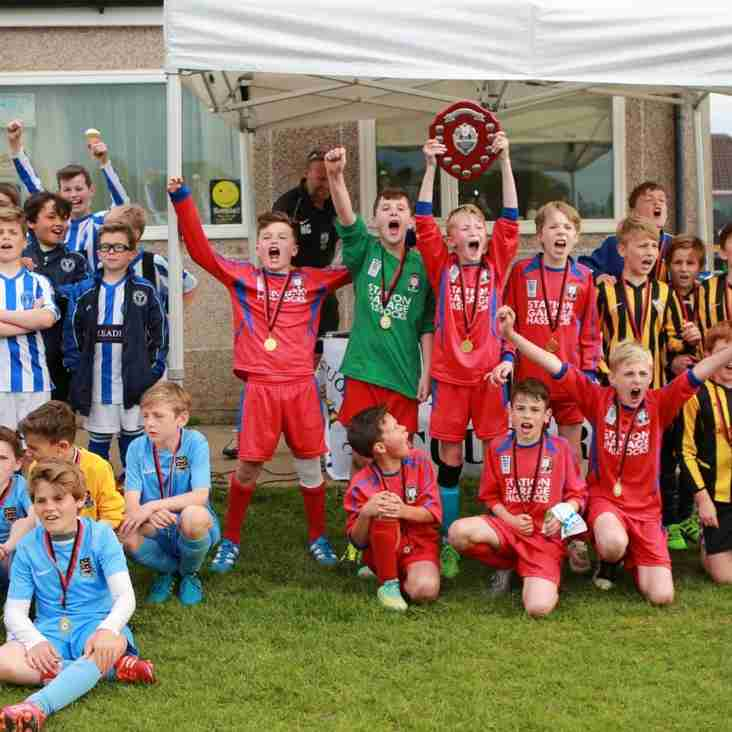 Ashington Tournament a huge success